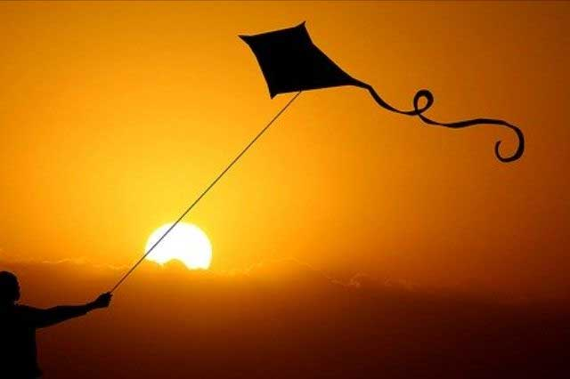 heal your inner child - image of a kite